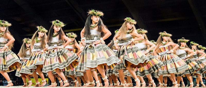 2017 Merrie Monarch On Stage
