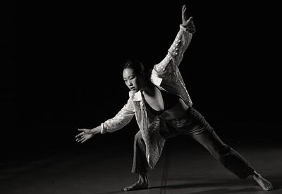 Dec. 21,  2019 - New York, NY   Dancer Haley Sung of Gallim Dance in Brooklyn  Photographer- Robert Altman Post-production- Robert Altman