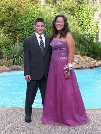 Hayden & Natalia HC at Klein Collins