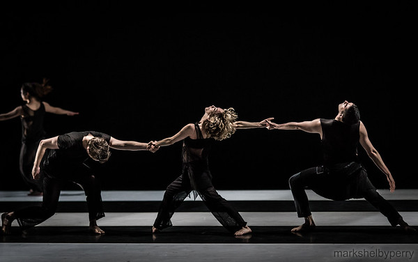 Heidi Latsky's Triptych at Montclair, April 2015