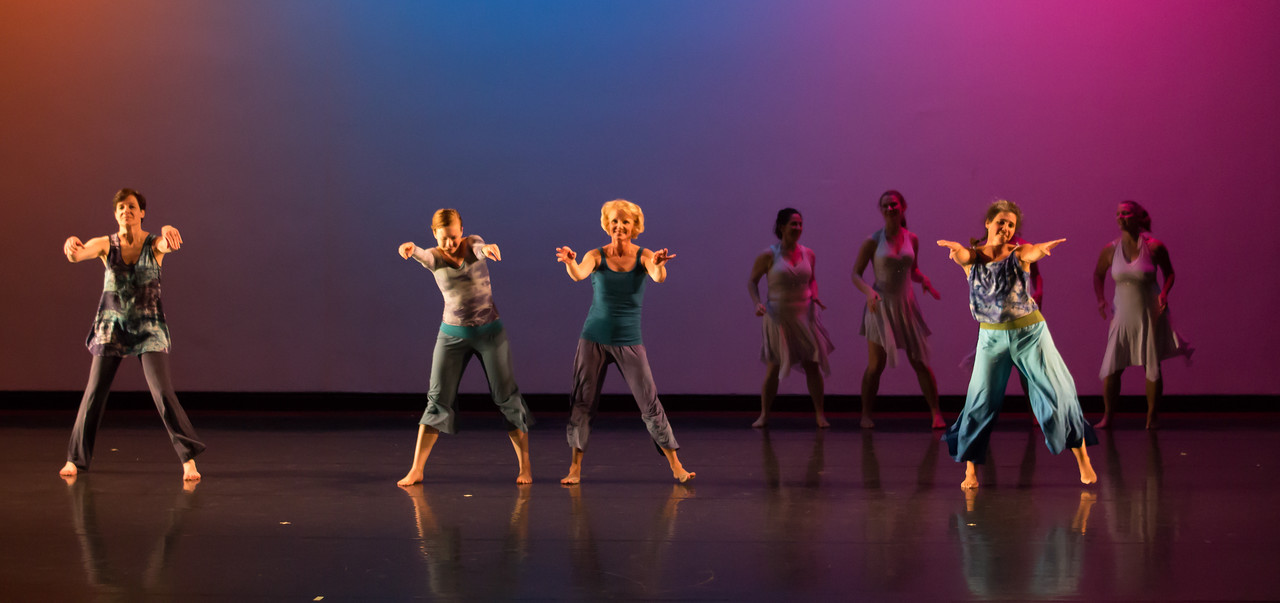 Finale - Choreographed by Marcy Auerbach-Unal