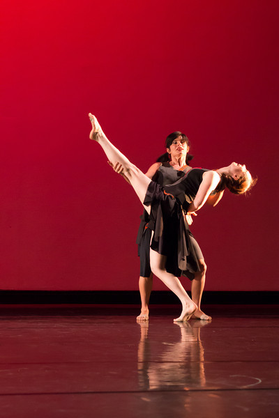 Liz and Lisa - Choreographed by Elizabeth Muller & Lisa Navarro.