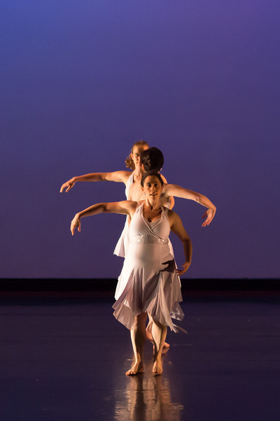 In the Blue Dawn - Choreographed by Elizabeth Muller