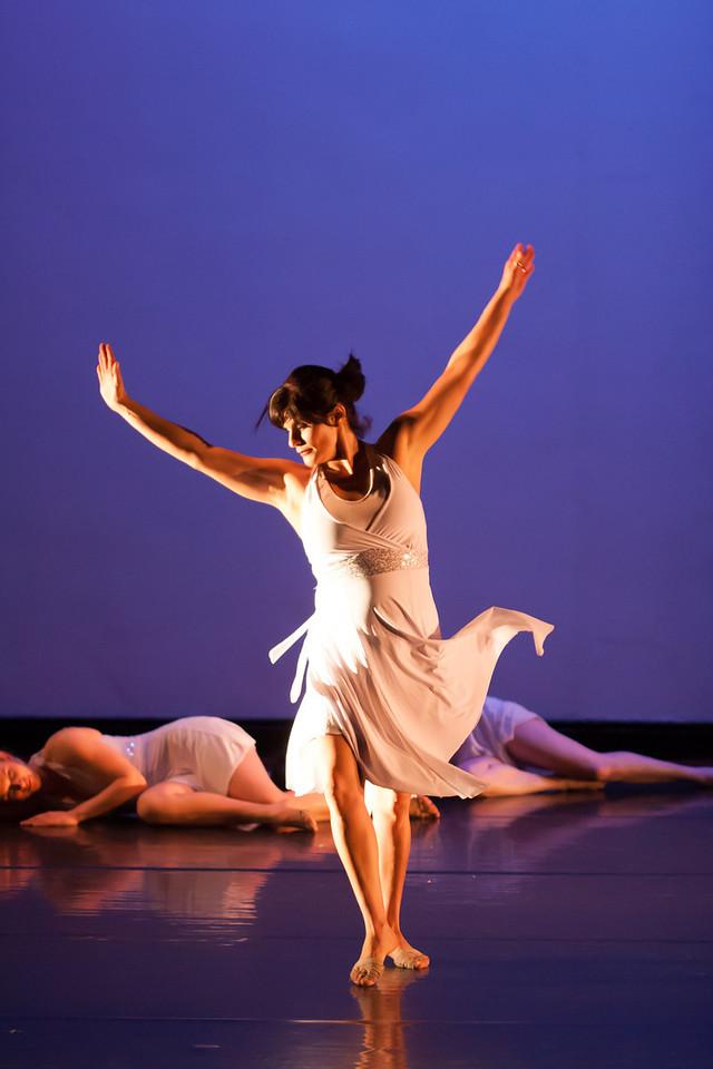 In the Blue Dawn - Choreographed by Elizabeth Muller