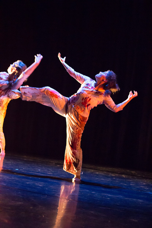 View from the River Styx - Choreographed by Elena Grindley