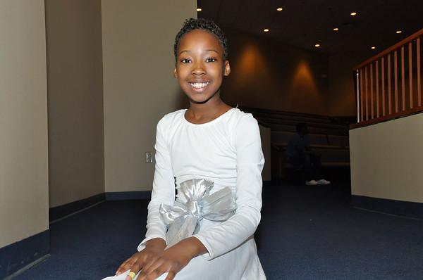 Hill Chapel Praise Dancers