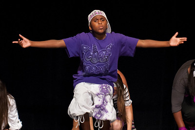 Hip Hop Kidz Showcase performances in the Epstein Center for the Arts at Nova University in Davie, Florida June 3rd, 2012. Photo by MagicalPhotos.com / Mitchell Zachs