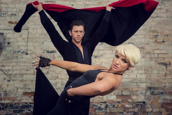 Hope & Trey Jackson (Latin Ballroom)