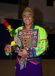 Tinkus - Pachamama (Bolivia) performed by FC Pachamama