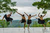 Cal State Fullerton Dancers at Jacob's Pillow - 2016