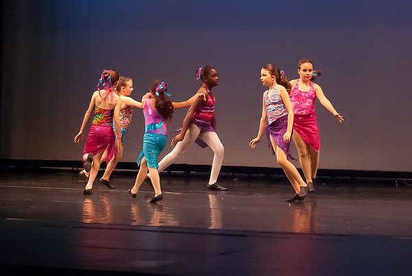 Jazz II GC Spring Dance 2011