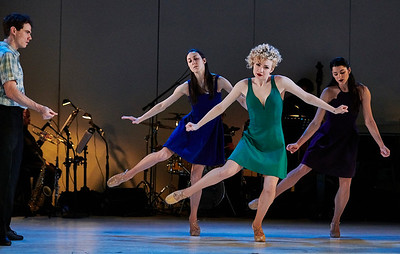 Feb. 24, 2019 - New York, NY - The Guggenheim Museum's Works and Process series presents Jerome Robbins' Broadway   To celebrate Jerome Robbins' centennial and the 30th anniversary of Jerome Robbins' Broadway, author Steven Suskin will moderate a discussion with original cast members and creatives. The conversation will also include screenings of rare archival videos and live performances of original numbers by American Dance Machine for the 21st Century, Rosie's Theater Kids, and stars from Broadway and ballet. Jerome Robbins' Broadway original cast member and Tony Award–nominee Robert LaFosse will also restage selections for this special event  Panel- JoAnn Hunter, Michael Kubala, Tony Roberts, David Lowenstein, Jack Noseworthy, Faith Prince  Performers- Nicholas Garr, David Lowenstein, Tom Robbins, Robert La Fosse, Michael Kubala, Christophe Caballero, Tony Yazbeck, Jay Armstrong Johnson, Clyde Alves, Juan Caballer, Kyle Coffman, Brandon Rogers, Raynor Rubel, Hannah Balagot, Alexa De Barr, Cathy Fogelman, Paloma Garcia-Lee, Skye Mattox Debbie Gravitte, Ahmad Sommons, Ryan Steele Susann Fletcher, Barabara Hoon, Faith Prince Dorothy Benham Rosie's Theater Kids  Photographer- Robert Altman Post-production- Robert Altman