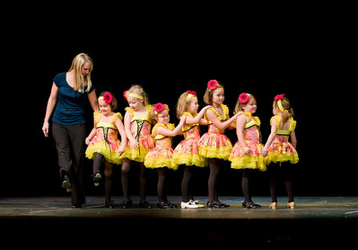 Dance Recital Fall 2010