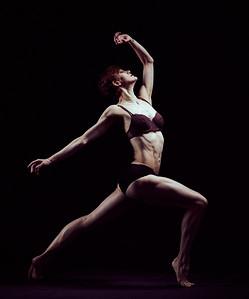 Feb. 16, 2019 - New York, NY  Dancer Jillian Davis (Complexions Ballet) captured in studio  Photographer- Robert Altman Post-production- Robert Altman
