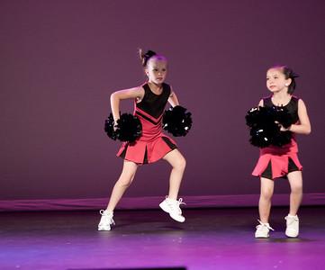 Jordan and Brooke's Dance Recital 2011