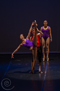 New Ballet #217, choreographed by Stan K. Rogers, performed by Friends University