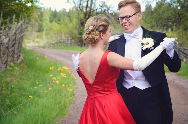 Karin & Johan (Bal)