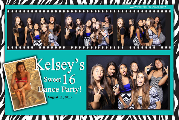Kelsey's Sweet 16 Dance Party (Fusion Portraits)