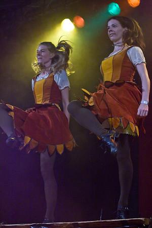 Rapalje danseressen