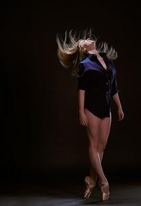 Jan. 26, 2020 - New York, NY   Dancer Kiely Groenewegen (of ABT)  captured in studio NYC…   Photographer- Robert Altman Post-production- Robert Altman