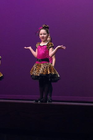 Ballet, Tap and Jazz Tuesday 5:15