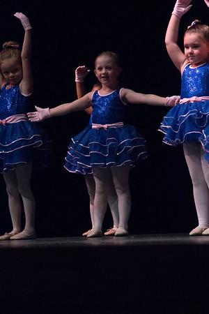 Ballet, Tap and Jazz Wednesday 10:00 and 4:30