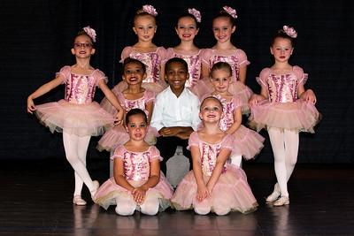 Atascocita - Ballet Tues & Thur 4:30