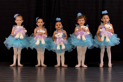 "Atascocita - 2-3 Ballet Wed 5:15 ""Teddy Bear"""