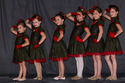 Woodlands - 6-9 Ballet Jazz Thur 6:00