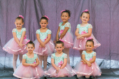 Woodlands - 3-4 Ballet, Tap, Jazz Monday 4:30