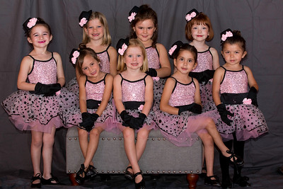Woodlands - 4-6 Ballet, Tap, Jazz Thurs 5:15