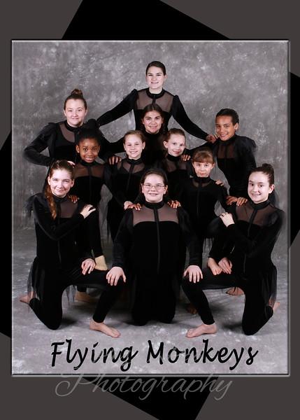 Flying Monjeys