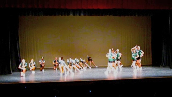 LRHS Dance Ensemble 2011-2012