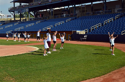 Lake County Captains Cheerleader Camp
