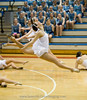 """Kendall and Taylor in """"Natural Woman"""" Jazz routine."""