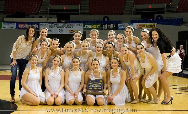 2011 Oregon State Champions!!!