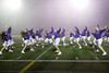 Hip Hop in the fog at half time.