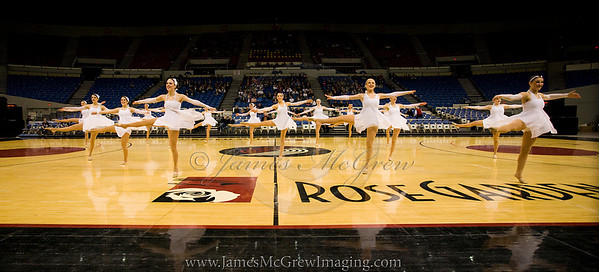 Fouettes at the state championships