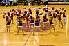 Pom Routine at Fall Championships