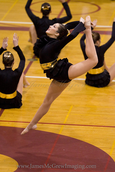 Sophie's Solo in Jazz at Fall Championships