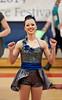 Lauren Cooper wins top ten in the novice division for Drill Down.