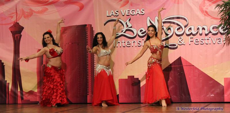 Las Vegas Belly Dance Intensive Sept 2013