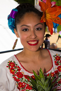 Stephanie from the Maru Montero Dance Company