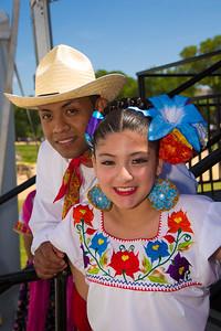 Maru Montero Dance Company Luis Ramirez and Jasmin Garcia