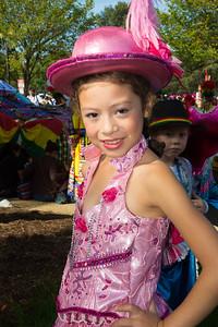 Jasmin Bowman-7 yrs, Morenada Tricobol