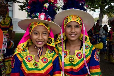 Fiesta DC, Latino