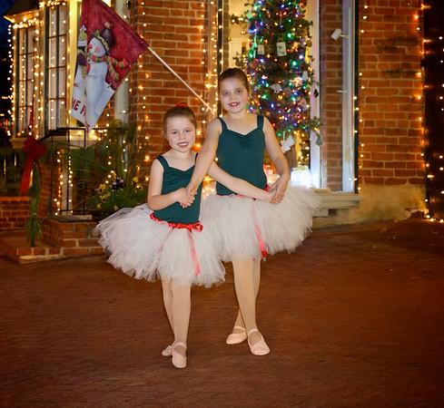 Emily & Leah, 11/28/15
