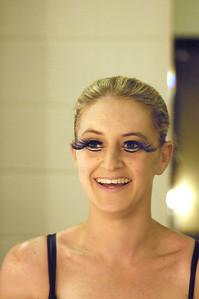 Little Marmide 2009, Dressing room in Darwin Entertainment Centre