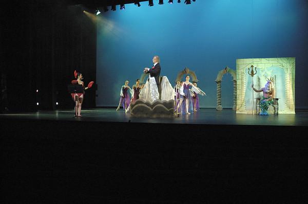 Little Marmide 2009, Rehearsals