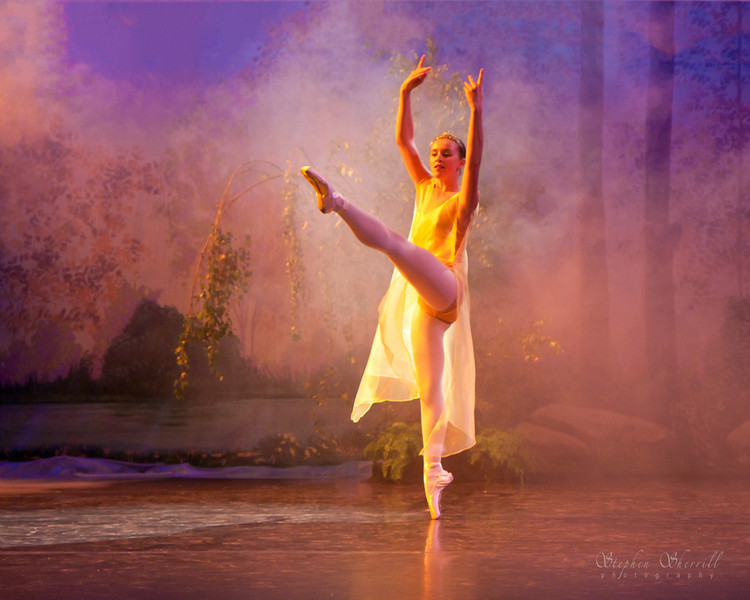 "Montecito School of Ballet: ""Irish Fantasy""<br /> Dancer: Louisa Vanhecke"